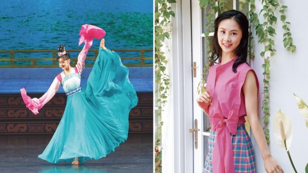 """Can your heart dance?""A Chinese Classical Dancer Speaks Out"