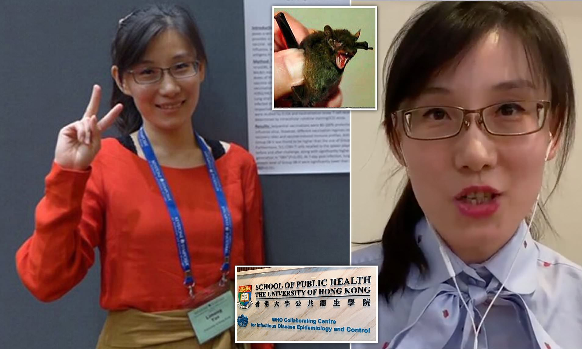 Ms. Yan, a brave Chinese scientist , reveals that it was the CCP who created COVID-19.